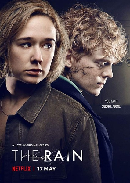The rain (english speaking cast and crew) Fan Casting Poster