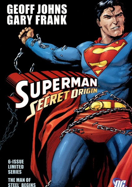 Superman: Secret Origin Fan Casting Poster