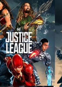 Justice League(avengers style)(Anti Life)