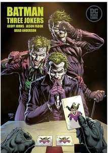 Batman:The Three Jokers (Animated)