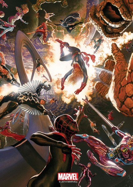 Avengers: Battleworld One