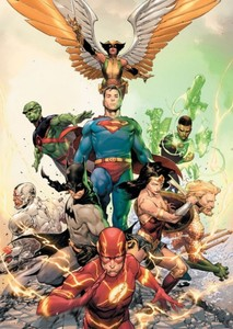 All New Justice League