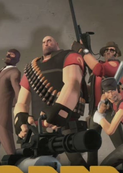Team Fortress 2 Live Action Movie Fan Cast