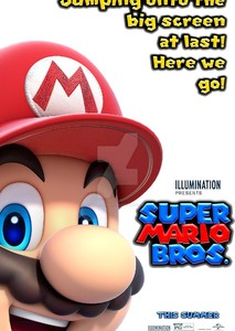super mario bros (animated film)