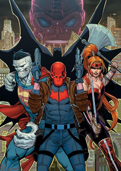 DC's Red Hood and the Outlaws