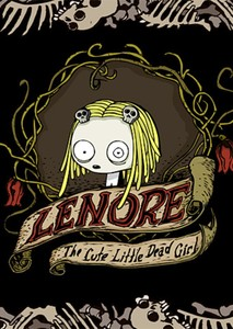 Lenore, the Cute Little Dead Girl