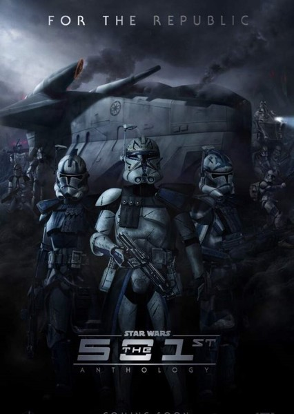 Star Wars: 501st Story Fan Casting Poster