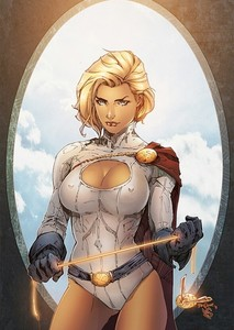 Power Girl (Spin Off)