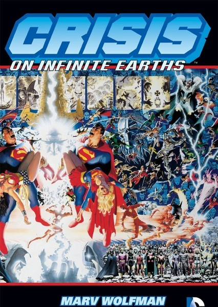 Crisis on Infinite Earths Part I (2049) Fan Casting Poster