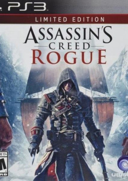Assassin's Creed: Rogue Fan Casting Poster