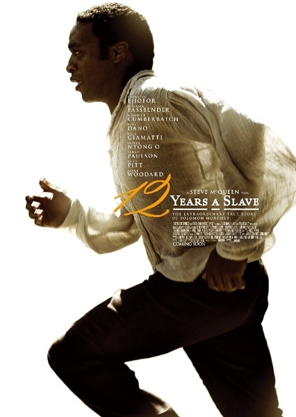 12 Years a Slave (2003) Fan Casting Poster
