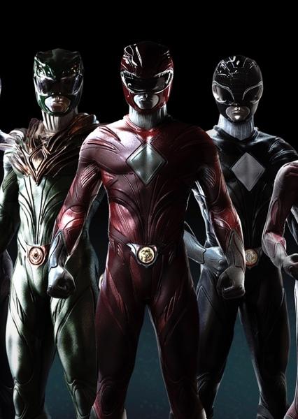 Ryan Potter as Green Ranger in The Power Rangers (2023) | myCast
