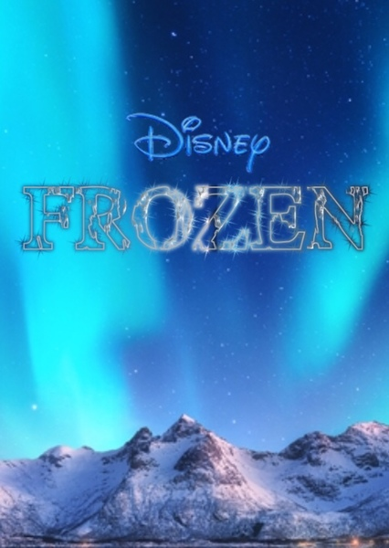 Frozen (Live-Action) Fan Casting Poster