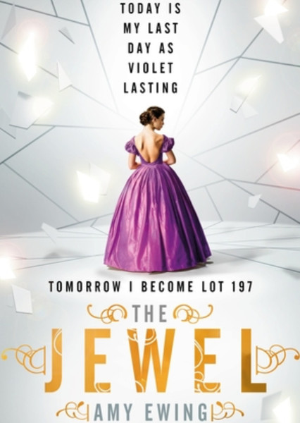 The Jewel (The Lone City Series) Fan Casting Poster
