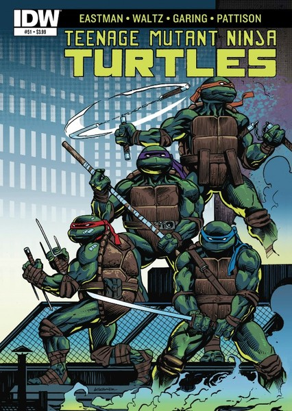 Teenage Mutant Ninja Turtles (2025 TV Series)