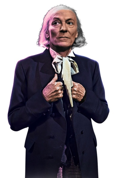 Doctor Who: The First Doctor Adventures (Mini-Series) Fan Casting Poster