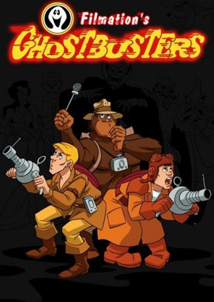 Filmation's Ghostbusters Fan Casting Poster