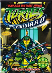 Teenage Mutant Ninja Turtles: Fast Forward