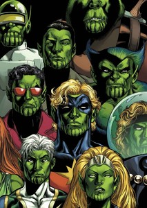 Avengers: Secret Invasion