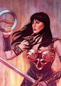 Xena: Warrior Princess (remake)