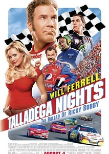 Talladega Nights: The Ballad of Ricky Bobby (2016)