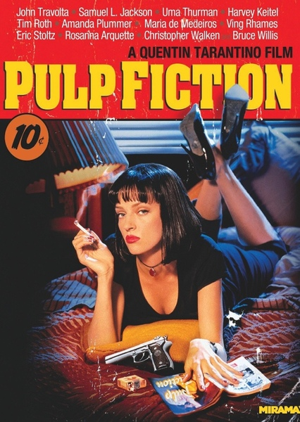 Pulp Fiction  (British version)