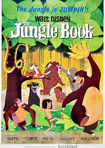 The Jungle Book (Gender Swap)