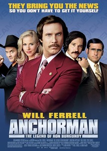 Anchorwoman: The Legend of Ronda Burgundy (Gender Swap)