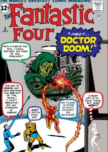 Fantastic Four: The Face Of Doom