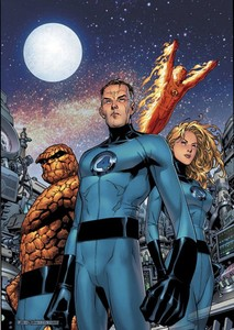 Fantastic Four (Gender Swap