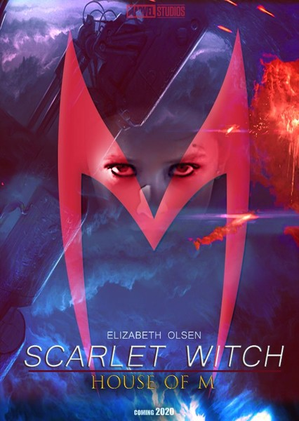 Scarlet Witch: House of M