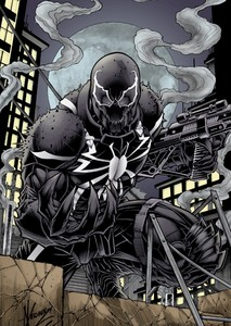 Agent Venom (Netflix Tv Series)