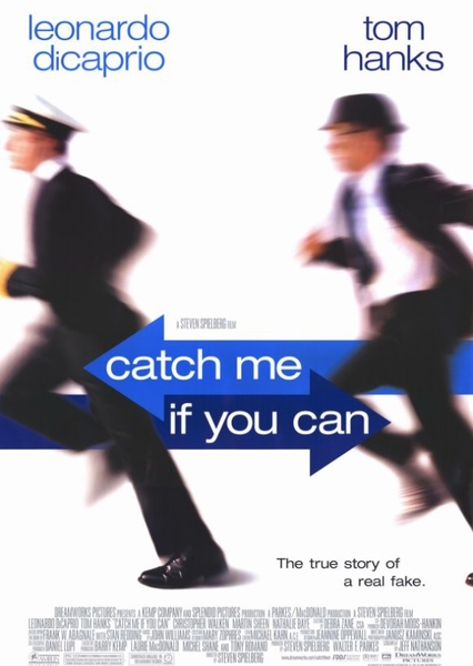 synopsis catch me if you can