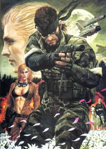 Metal Gear Solid (Cold War Era)