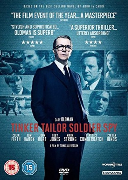 Tinker Tailor Soldier Spy (2001)