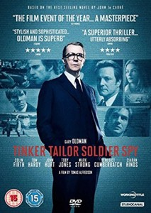 Tinker Tailor Soldier Spy (American Version)