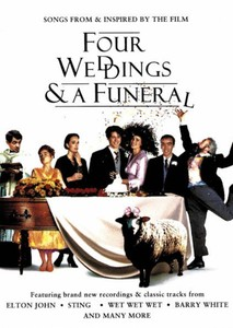 Four Weddings and a Funeral Hulu Series