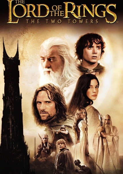 Lord of the Rings: The Two Towers Fan Casting Poster
