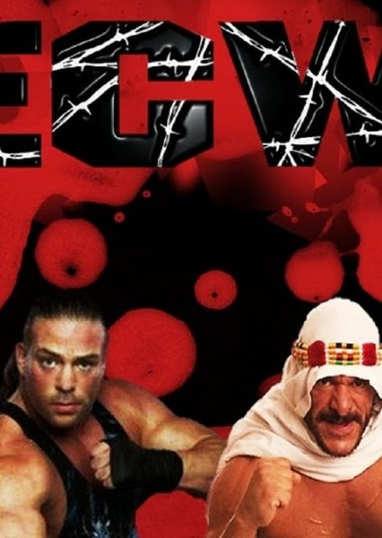 This is ECW! Fan Casting Poster