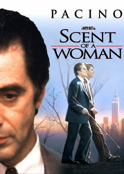 Scent of a Woman Fan Casting Poster
