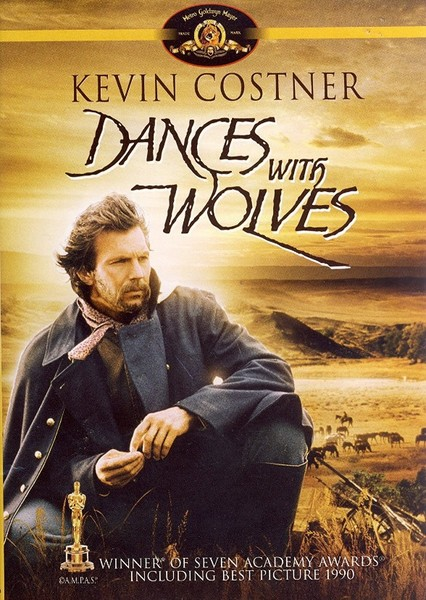 Dances with Wolves Fan Casting Poster