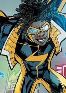 Static Shock (Live-Action Series)