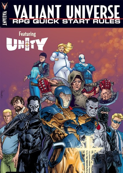Valiant Cinematic Universe
