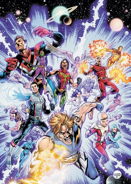 Legion of Super-Heroes (TV series)