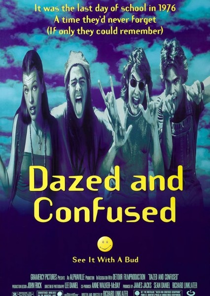 Dazed and Confused (2003) Fan Casting Poster