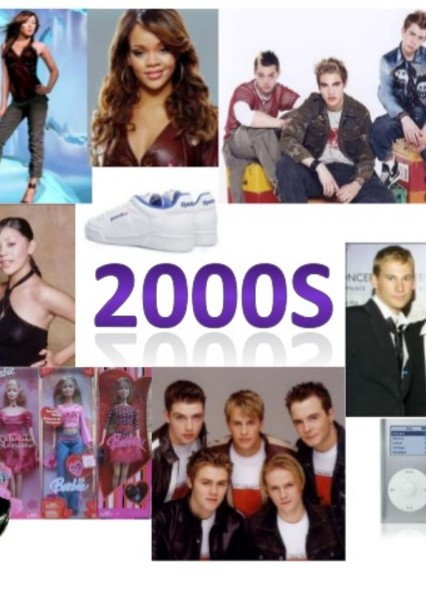 2000s Births Face Claims Fan Casting Poster