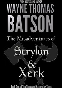 The Misadventures of Strylun and Xerk