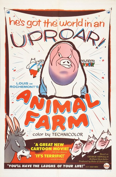 Squealer Fan Casting for Animal Farm | myCast - Fan Casting