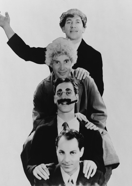 The Life and Times of the Marx Brothers