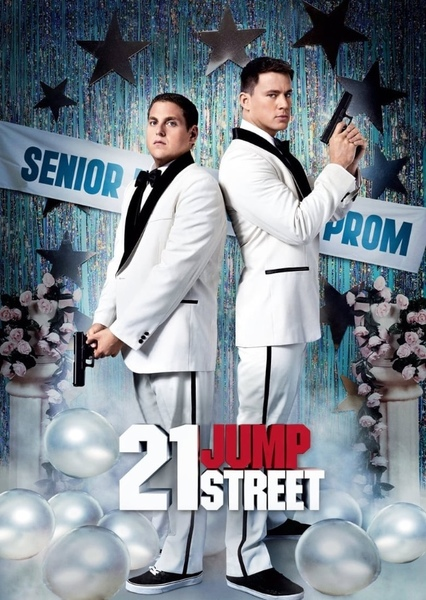 21 Jump Street ( Remake ) Fan Casting Poster